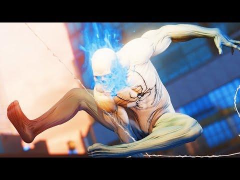 КОСТЮМ ПРИЗРАЧНЫЙ ПАУК Володя в Человек Паук Ограбление на PS4 Прохождение Marvel's Spider Man ПС4
