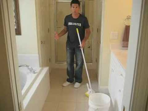 How To Fix Slippery Tile With Johnny Grip Guaranteed YouTube - Slippery floor tiles fix