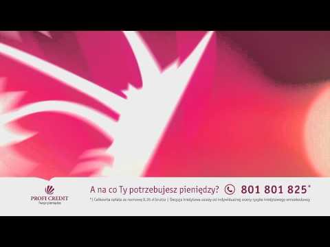 Profi Credit Poland reklama TV