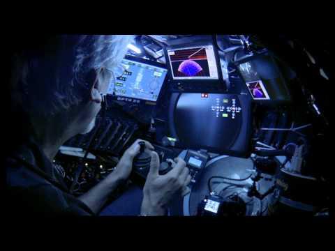 Вызов бездне 3D Трейлер Deepsea Challenge 3D Trailer
