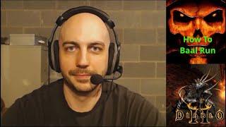 Diablo 2 - Best way to do a baal run