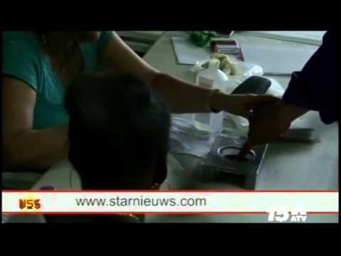 Noticia Awenochi - Resultado Eleccion Suriname