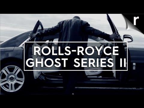 Rolls-Royce Ghost Series II review: Poetry in motion