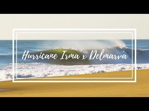 Hurricane Irma x Delmarva