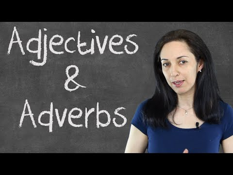 Common Mistakes with Adjectives & Adverbs - English Grammar Lesson