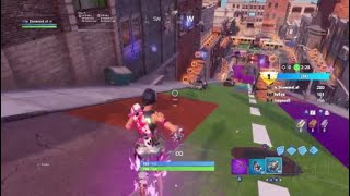 513 Pièces Downtown drop World Record! Fortnite Fortnite