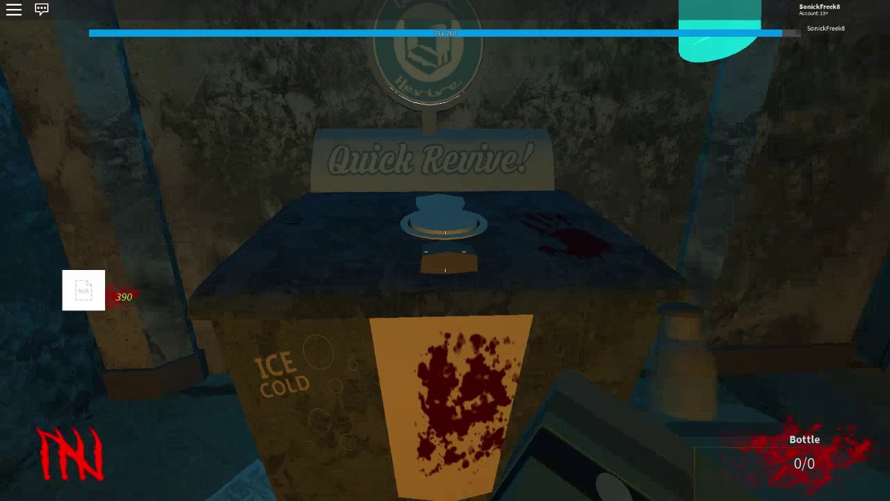 Call Of Duty Zombies Roblox Resurrection Youtube