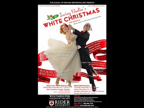 Rider University White Christmas Fall 2016 (highlights)