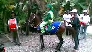 kuda joged tradisi khotmil Qur'an arak arakan di kebumen jawa tengah