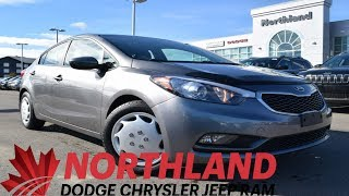 Walk Around 2016 Kia Forte LX | Northland Dodge | Auto Dealership in Prince George BC