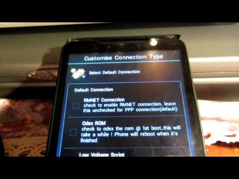 HTC HD2 Android Jelly Bean 4.1.2 PACman flashen