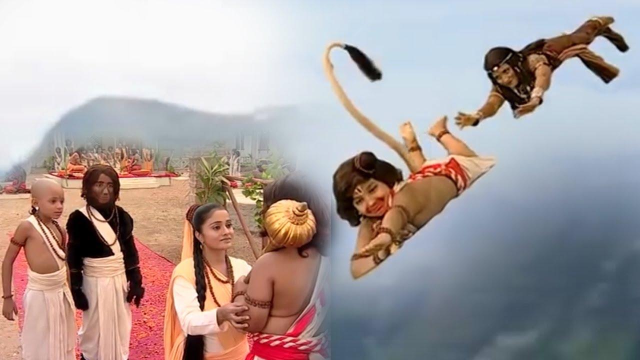 मारुति ने आज हम सब को बचा लिया वरना क्या हो जाता - Jai Jai Bajrangbali - Bhakti Video