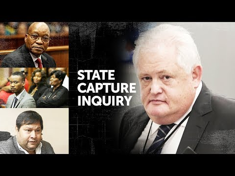WATCH LIVE | #StateCaptureInquiry: Former Bosasa COO Agrizzi takes stand for third day