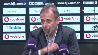 Beşiktaş 2-0 Alanyaspor | Abdullah Avcı'nın maç sonu açıklamaları