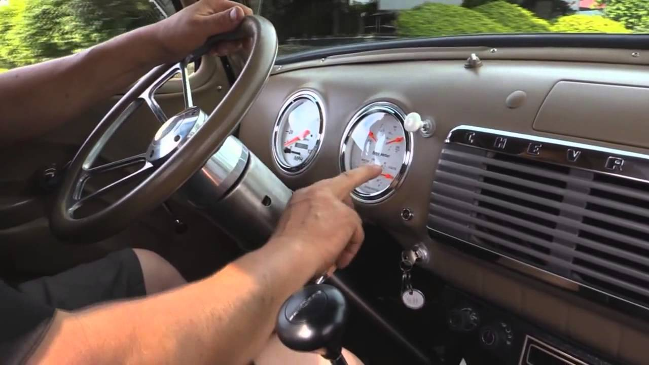 1948 chevrolet 3100 rat rod pickup youtube. Black Bedroom Furniture Sets. Home Design Ideas