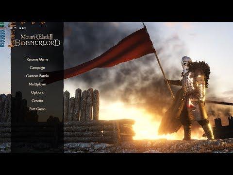 Бомблю от Жопоподгорательные механики в Mount & Blade II: Bannerlord на ультрах