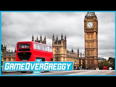 Secret Projects and Nick's Vacation - The GameOverGreggy Show Ep. 150