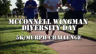Wingman/Diversity Day at McConnell