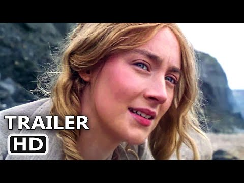 AMMONITE Trailer (2020) Saoirse Ronan, Kate Winslet Movie