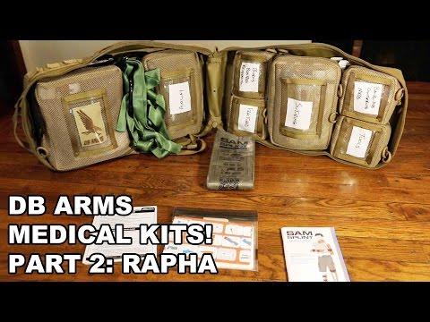 DB Arms Medical Kits! Part 2: Rapha
