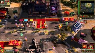 Command & Conquer: Red Alert 3 Gameplay PC HD