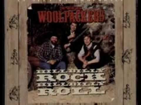Hillbilly Rock The Woolpackers.