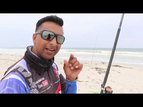 "ASFN Fishing Vlog 0177 - The ""Full day Fish"" working  through False Bay"