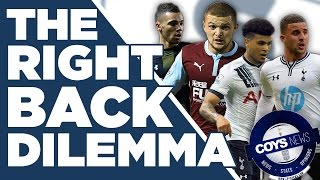 Walker, Trippier or Yedlin? | Right Back Special | USA Week on Spurred On