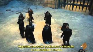 Game of Thrones The Wall Trailer Legendado