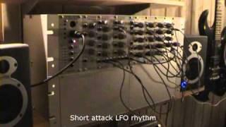 Doepfer A-100 Mini System Basic Sounds