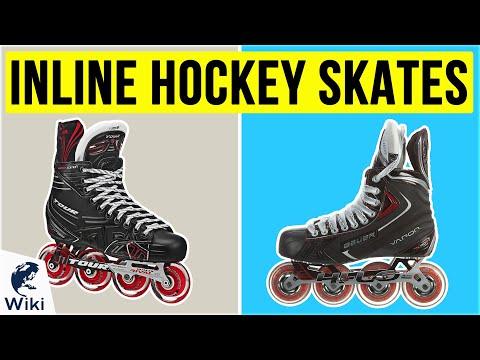 8 Best Inline Hockey Skates 2020