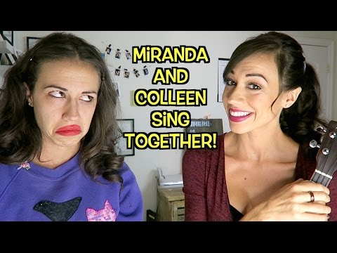 Wildest Dreams cover - Miranda & Colleen