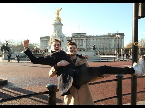 SCAVENGER HUNT WITH JOE SUGG AND JIM CHAPMAN: LONDON LANDMARKS