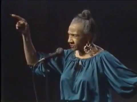 "Alberta Hunter ""Nobody Knows You When You're Down and Out"""