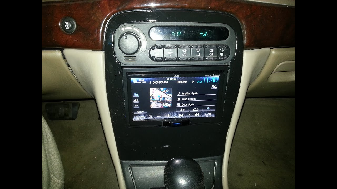 Double Din Conversion Part 3 Of 3 Youtube