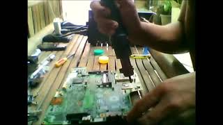 How To Repair Laptop Graphics Processing  Unit