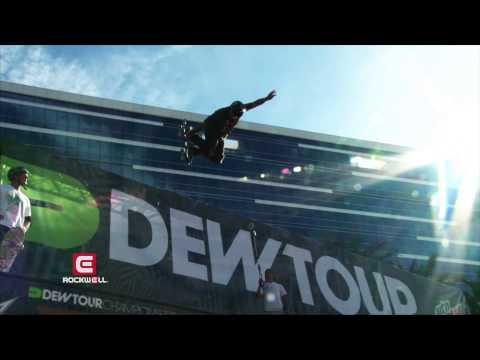 Rockwell Watches Skateboarding Vert Real