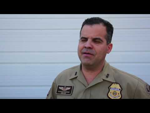 CBP Interview with Francisco Rodriguez, Director of Operations, New Orleans Air and Marine Branch