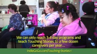 Cerebral Palsy, Down Syndrome, TBI-can stories help?