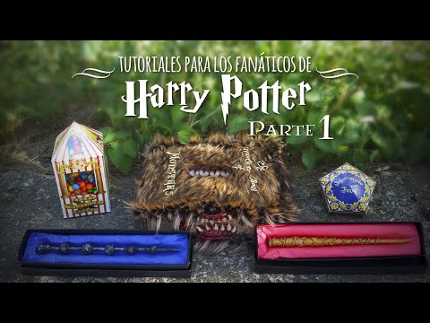 diy-de-harry-potter-(parte-1)-|-megatuto-dreen