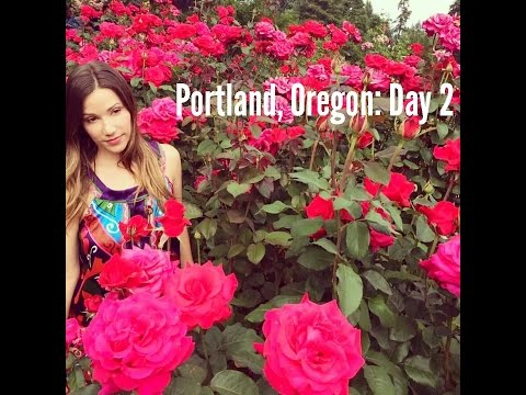 Portland, Oregon Travel Guide : Awesome Brunch, Japanese Garden and Tax Free Shopping!