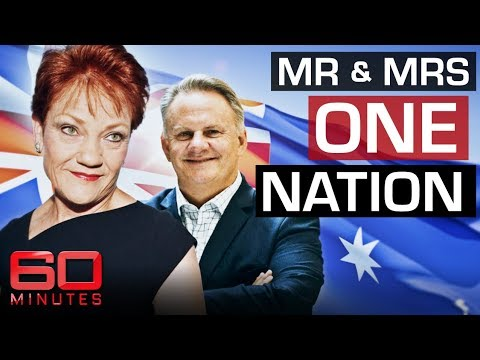 Political 'power couple' Hanson and Latham lash out | 60 Min