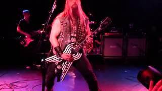 Camp Freddy with Zakk Wylde - War Pigs (Black Sabbath Cover)  - Live Show 2012