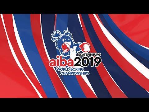 AIBA World Boxing Championships / Day 10 / Ring A