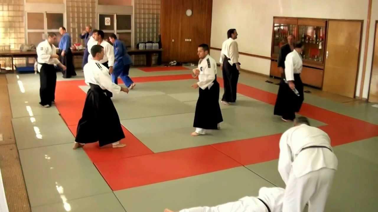 Aikido seminar za Majstore i Instruktore