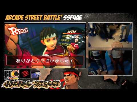 Arcade Street battle #1 1v1 ! 2pac / Saunic / Valmaster / hugo / ledement / kenbogard / yamato