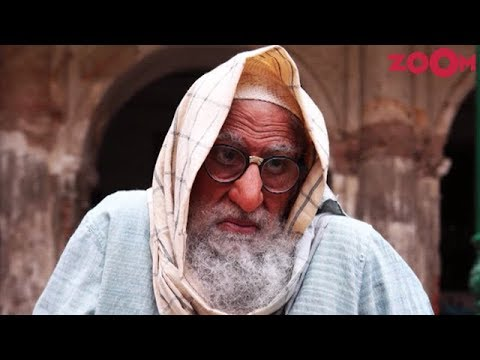 Amitabh Bachchan's look from 'Gulabo Sitabo' revealed as he shares screen with Ayushmann Mp3