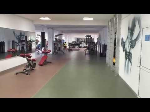 Гардеробная система в фитнес центр