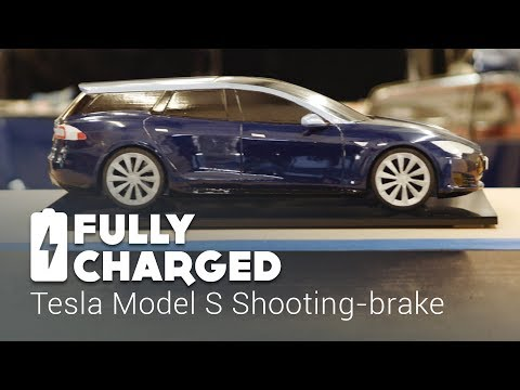 Tesla Model S Shooting-brake | Fully Charged