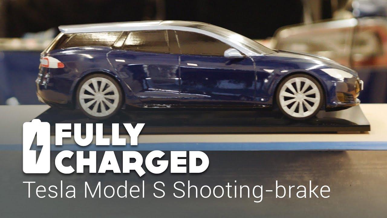 Tesla Model S Shooting-brake | Fully Charged